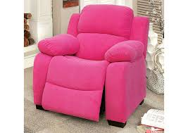 Toddler Recliner Chair Unclaimed Furniture Ar Connie Pink Kids Recliner Chair W Storage