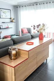 meuble derriere canapé meuble derriere canape et meuble derriere canape ikea meuble dos de