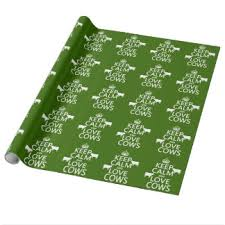 cow print wrapping paper cow wrapping paper zazzle