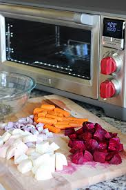How To Roast Garlic In Toaster Oven Roasted Root Vegetables Wolf Gourmet Blog