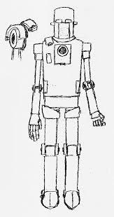 sketch comedy robot designs