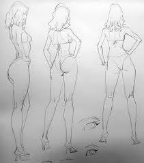 25 unique female bodies ideas on pinterest drawing female body