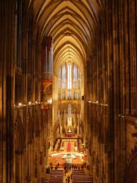 Cologne Cathedral Interior Cologne Cathedral Resplendent In New Light U2013 Helvar