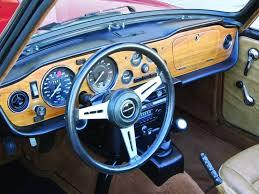 Tr6 Interior Installation Brutish Brit 1969 1976 Triumph Tr6 Hemmings Motor News