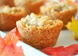 create an adorable mini dessert buffet for thanksgiving allrecipes