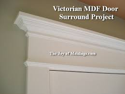 Fun With Flat Stock MDF Board for Decorative Molding Projects