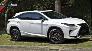 lexus malaysia setting it apart lexus rx equipped with vorsteiner v ff 107