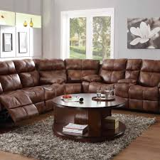 identifying sectional sofa with recliner