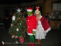 grinch christmas tree 35 coolest how the grinch stole christmas costumes