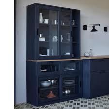 meuble cuisine vaisselier vaisselier meuble haut galdor am pm prix promo vaisselier la