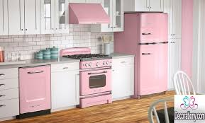 kitchen accessories ideas 25 kitchens decorating ideas with a pink color decorationy