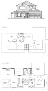 3 Storey Townhouse Floor Plans by 162 Best Floor Plans Images On Pinterest Floor Plans House