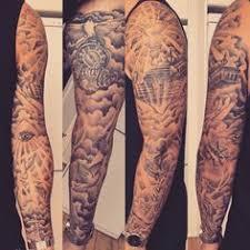 half sleeve tattoos forearm clouds search ideas