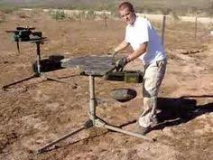 Portable Shooting Bench Building Plans Portable Shooting Bench Portable Shooting Bench Shooting Bench