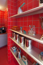 42 best dtile kitchens images on pinterest red kitchen kitchen