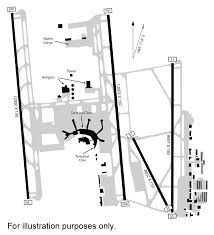 Boston Logan Airport Terminal Map by Nextgen U2013 Salt Lake City International Airport