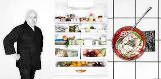 cuisine des grands chefs livres de cuisine dans le frigo des chefs européens