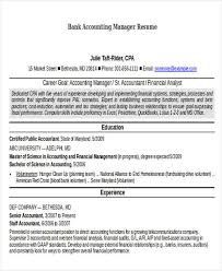 Accounting Manager Resume Examples by 24 Accountant Resume Templates Download Free U0026 Premium Templates