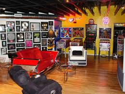 images of fun basements and game rooms for the family man caves