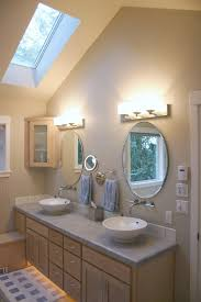 magnifying mirror for bathroom innovative lighted magnifying mirror in bathroom modern with