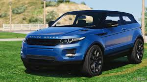 range rover evoque back range rover evoque 6 0 for gta 5