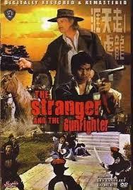 stranger and the gun fighter movie dvd kung fu western action ebay