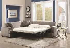 futon sectional sleeper sofa roselawnlutheran inside