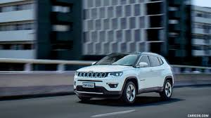 jeep compass limited blue 2017 jeep compass front three quarter hd wallpaper 4
