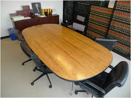 Eames Boardroom Table Top Modern Furniture Refinishing By European Craftsmen Olek Inc