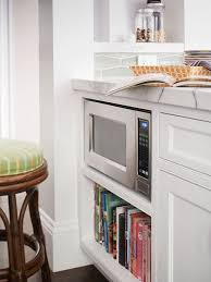 Height Of Kitchen Cabinets Best 25 Microwave Storage Ideas On Pinterest Microwave Cabinet