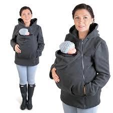 fun2bemum warm polar fleece hoo pullover for two for baby