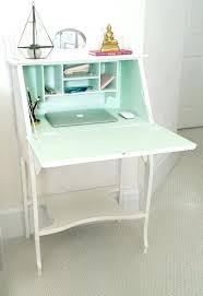 small antique white desk antique secretary desk chalky painted