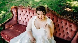 robe de tã moin de mariage collection de robe de mariée grande taille causons mariage