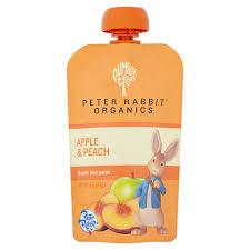 rabbit organics reviews rabbit organics banana mango and orange puree 4 ounce