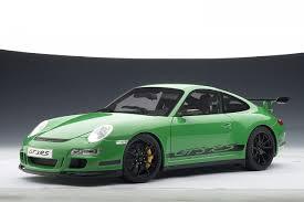 green porsche 911 autoart 1 18 77992 porsche 911 gt3 rs street green ebay