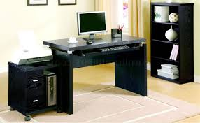 Black Home Office Desks by Home Design 89 Remarkable Modern Office Desks