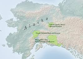 denali national park map soundscape central alaska inventory and monitoring program