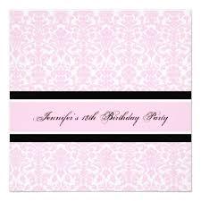 personalized 18th birthday party invitations custominvitations4u com