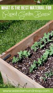 Making A Vegetable Garden Box by How To Build A Raised Planter Bed For Under 50 For Your Next