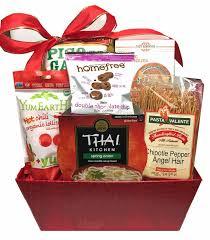 Vegan Gift Basket Vegan Gift Baskets For Men By The Royal Basket Company