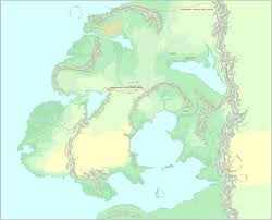 Nau Map Prince Of Nothing Atlas Of Ice And Fire