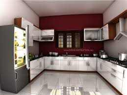 contemporary new model kitchen design kerala style small and
