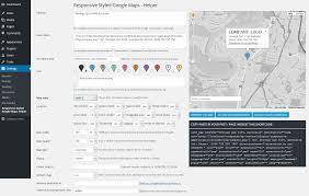 Google Maps Api Blank Map by Responsive Styled Google Maps Wordpress Plugin Documentation