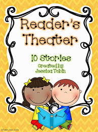 second grade nest reader s theater for the year