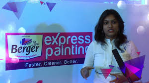 berger express painting indiblogger meet testimonial youtube