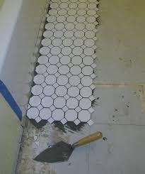 project tiling the bathroom floor u2013 front porch cozy