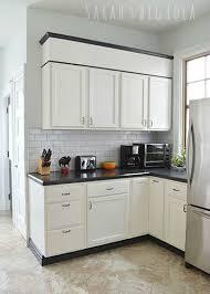 baseboards kitchen cabinets installing the trim work s big idea kitchen