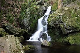 Massachusetts waterfalls images Goldmine brook falls massachusetts jpg