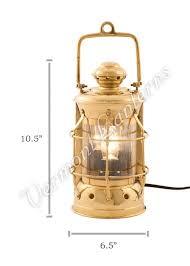 nautical lamps brass masthead lantern 10 5