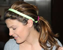 kitsch hair ties one inexpensive way to add style to your workout marionberry style